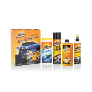CAR CARE KIT 4PCS/PK COMPLETE ARMOR ALL