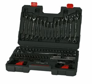 TOOLS SET 128PCS PROFESSIONAL CRESCENT