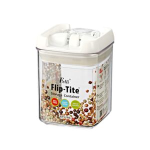 CONTAINER 9oz SQUARE FLIP TITE FELLI