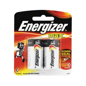 Battery size C 2/pack E93 BP2 ENERGIZER