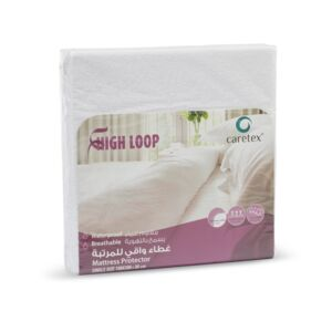 MATTRESS PROTECTOR SINGLE HIGH LOOP