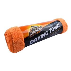 DRYING TOWEL MICROFIBER ORANGE ARMOR ALL