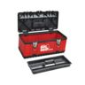 "TOOL BOX 18.5"" STEEL/PLASTIC BIG RED"