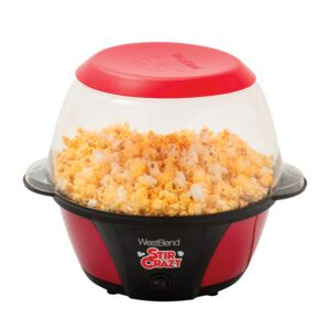 POPCORN MAKER 6QT 1520W REMOVABLE LID