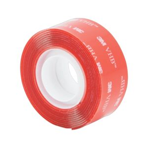 "MOUNTING TAPE 1""X60"" CLEAR 3M"