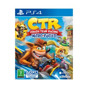 PS4 GAME-CRASH TEAM RACING NITRO FUELED