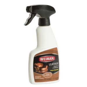 CLEANER 12oz. SPRAY LEATHER WEIMAN