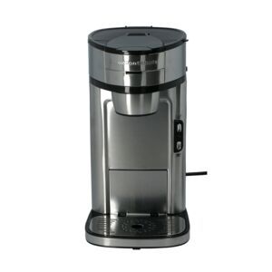 COFFEE MAKER  250ML S STEEL SINGLE SERVE