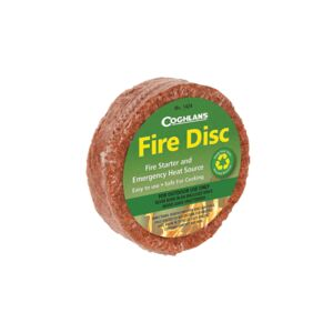 "FIRE DISC 3.5oz 1""X4DIA. COGHLANS"