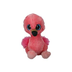 TY SOFT TOY/GILDA PINK FLAMINGO REG