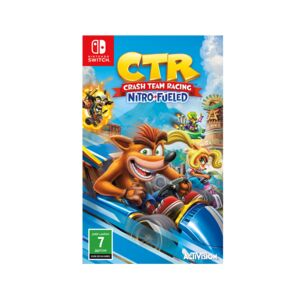XB1 GAME-CRASH TEAM RACING NITRO FUELED