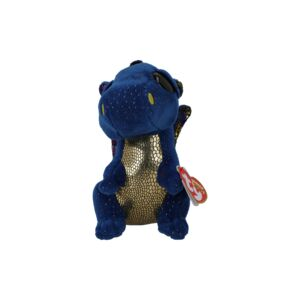 TY SOFT TOY/SAFFIRE DRAGON REG