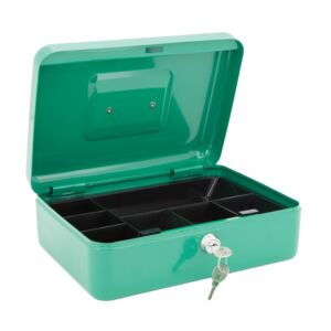 CASH BOX 250X180X90MM SAFE