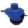 LPG REGULATOR 20-90M BAR VARIABLE BLUE