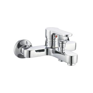 BATH MIXER WITH HAND SHOWER DIME CHROME