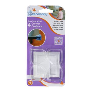 CHILD SAFETY CORNER GUARD GLASS TABLE