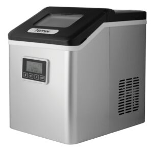 ICE MAKER 150W 220V COMPACT LCD DISPLAY