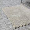 BATHMAT 50x81CM CHENILLE FLEECE BEIGE