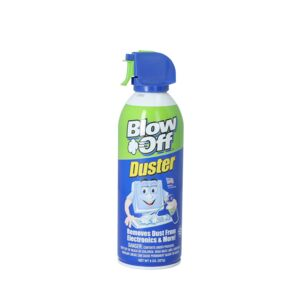 "DUSTER-AIR ELECTRONICS 8OZ. ""BLOW OFF"""