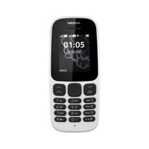 NOKIA 105 DS TA-1034 GCC WHITE