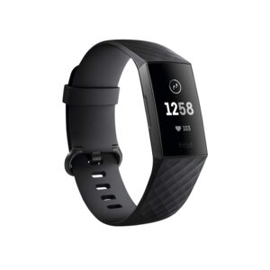 FITBIT CHARGE 3 GRAPHITE & BLACK