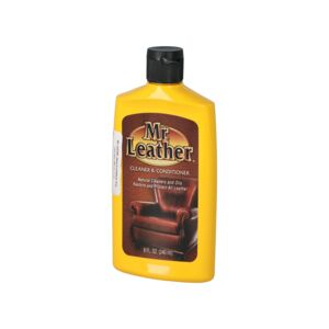 LEATHER CLEANER 8oz SHINE MR LEATHER
