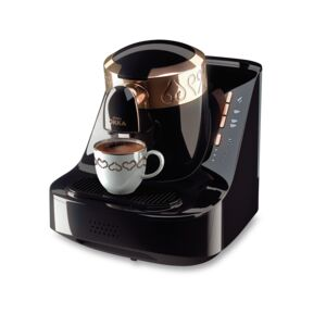 COFFEE MAKER 710W TURKISH BLK CPPR OKKA