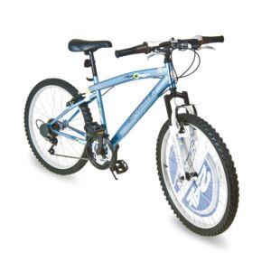 "BICYCLE BOY 24"" 21SPEED SHOCK SPORTEX"