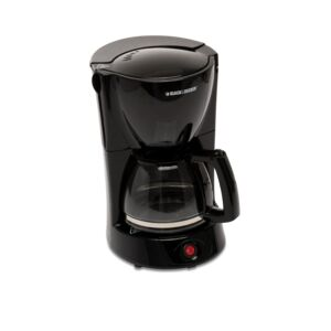 COFFEE MAKER 8-10CUP W/GLASS CARAFE B&D
