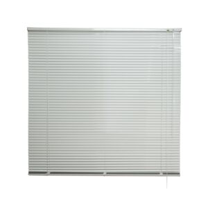 "BLINDS 180X180CM 1"" MINI ALUM WHITE"