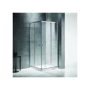 SHOWER BOX MOLOCH 90X90X185CM 4MM
