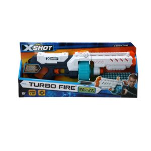 X-SHOT EXCEL TURBO FIRE 48 DARTS