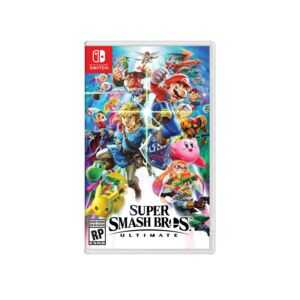 SUPER SMASH BROS ULTIMATE-NS-GAME