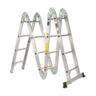 LADDER 4/4 MULTI PURPOSE ALUMINUM R14203