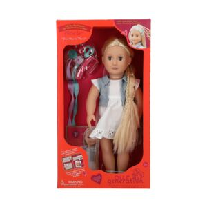PHOEBE HAIR GROW DOLL BLOND