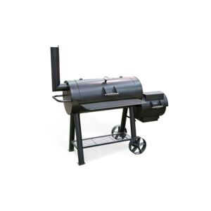 GRILL CHARCOAL /WOOD SMOKER&FIREBOX
