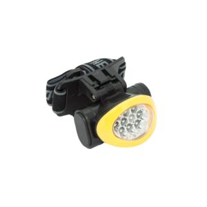 HEADLAMP 10LED 3 FUNCTION BLAZING LED