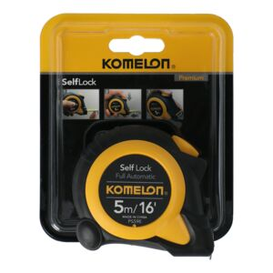 MEASURING TAPE 5M SELF LOCK KOMELON