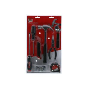 TOOLS SET 8PCS GENERAL