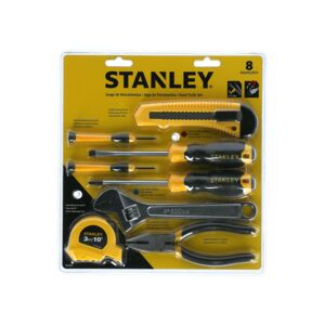 TOOL KIT 8 PCS STANLEY-70-876