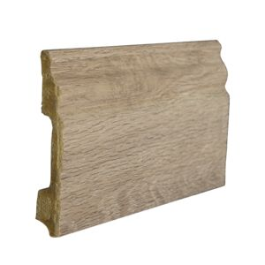 SKIRTING 240X9CM OAK