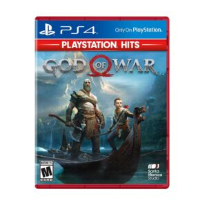 PS4 GOD OF WAR HIT GAME
