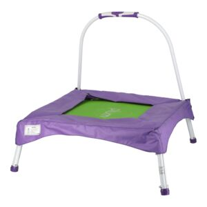 BOUNCER TRAMPOLINE JUNIOR PLUM