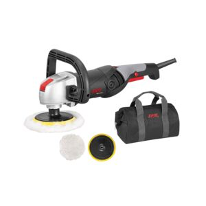 POLISHER 1300W W/125MM & 180MM PADS SKIL