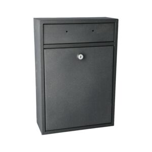 MAIL BOX WALL MOUNT W/LOCK GRANITE MB