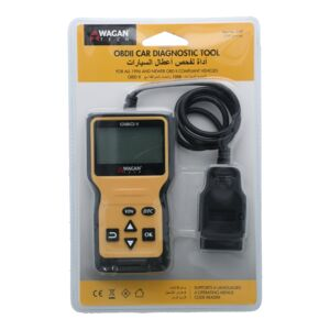 DIGITAL AUTOMOBILE OBD II DIAGNOSTIC