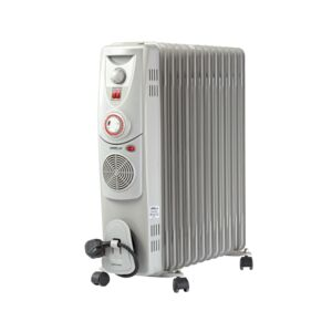 HEATER 13FINS 2500W OIL RADIATOR LUNA