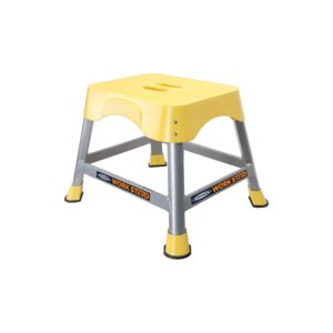 STEP STOOL 400X300MM YELLOW