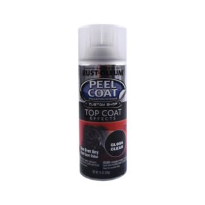 PEEL COAT 11oz TOP COAT CLEAR RUST-OLEUM