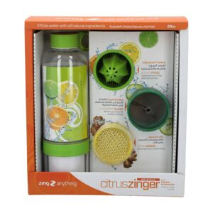 CITRUS ZINGER GIFT SET GREEN
